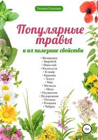 Популярные травы и их полезные свойства