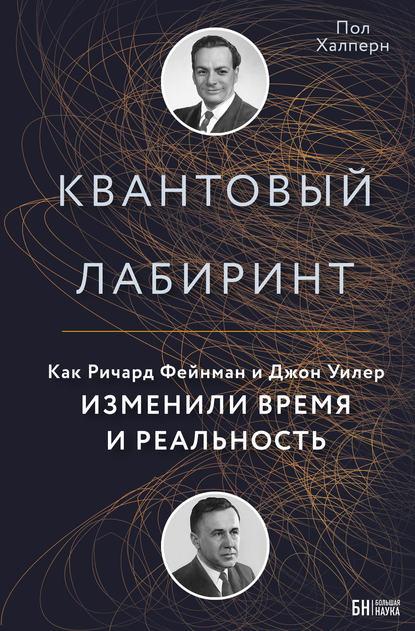 Квантовый лабиринт. Как Ричард Фейнман и Джон Уилер изменили время и реальность – Пол Халперн