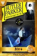 Butler Parker Jubiläumsbox 4 – Kriminalroman