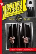 Butler Parker 178 – Kriminalroman