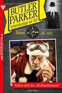 Butler Parker 168 – Kriminalroman