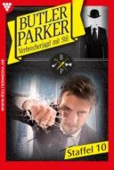 Butler Parker Staffel 10 – Kriminalroman