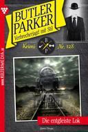 Butler Parker 128 – Kriminalroman