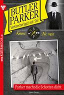 Butler Parker 143 – Kriminalroman