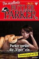 Der exzellente Butler Parker 13 – Kriminalroman