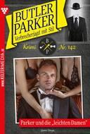 Butler Parker 142 – Kriminalroman
