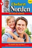 Chefarzt Dr. Norden 1161 – Arztroman