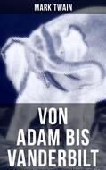 Von Adam bis Vanderbilt
