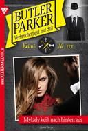 Butler Parker 117 – Kriminalroman