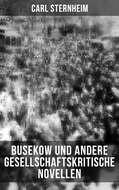 Busekow und andere gesellschaftskritische Novellen
