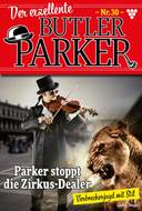 Der exzellente Butler Parker 30 – Kriminalroman