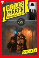 Butler Parker Staffel 12 – Kriminalroman