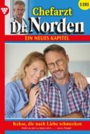 Chefarzt Dr. Norden 1181 – Arztroman