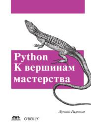 Python. К вершинам мастерства
