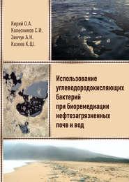 Использование углеводородокисляющих бактерий при биоремедиации нефтезагрязненных почв и вод