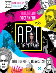 Арт-шпаргалка: как понимать искусство