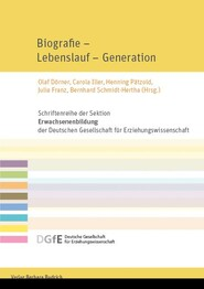 Biografie - Lebenslauf - Generation