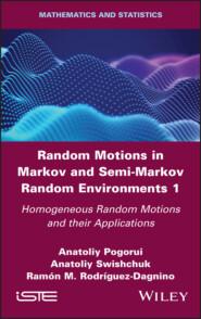 Random Motions in Markov and Semi-Markov Random Environments 1