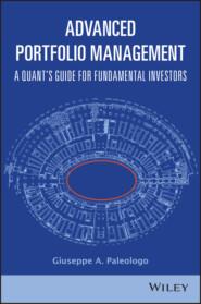 Advanced Portfolio Management