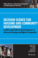 Decision Science for Housing and Community Development