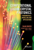 Computational Liquid Crystal Photonics