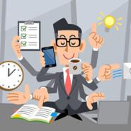 Выпуск 59 - Как всё успевать и быть продуктивным весь день