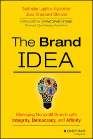 The Brand IDEA. Managing Nonprofit Brands with Integrity, Democracy, and Affinity